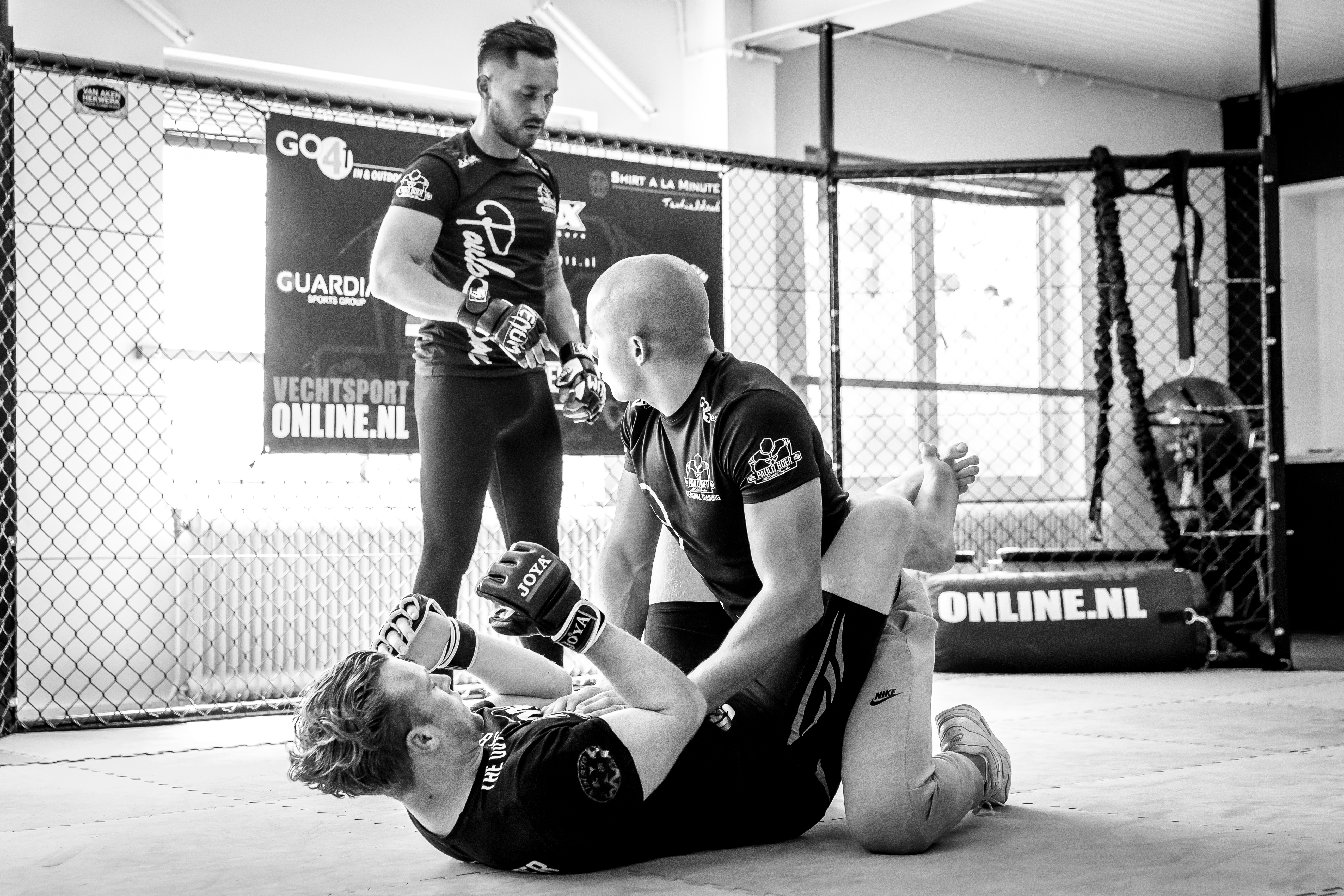 Personal MMA Training