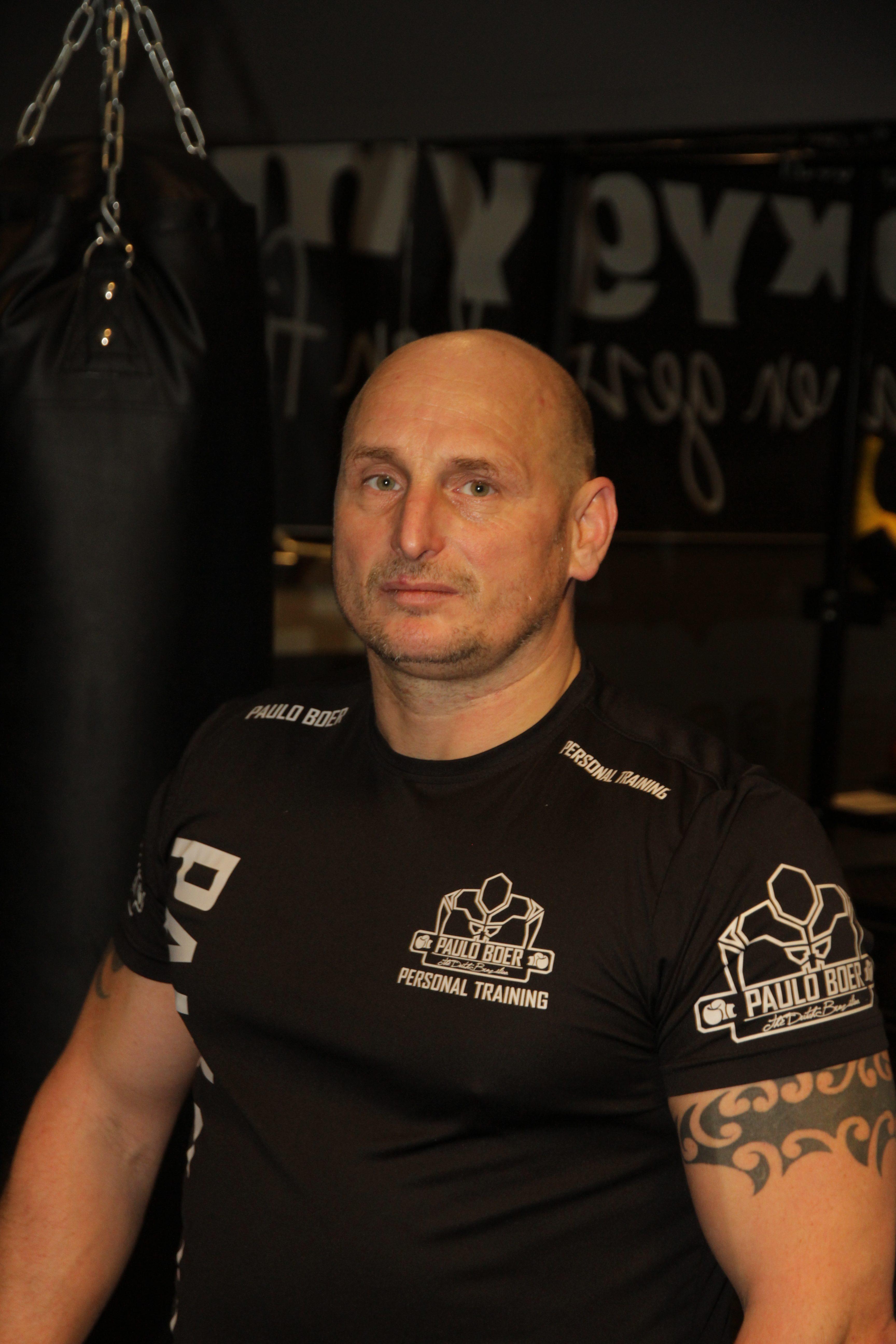 Personal Trainer Frans Udink
