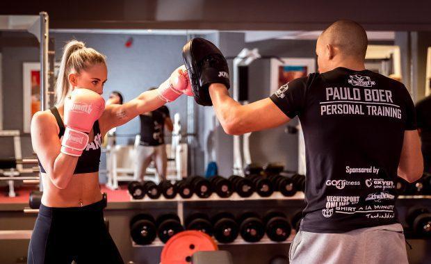 Personal (Kick)Boxing in Groningen & Veendam