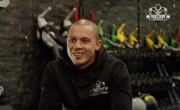 Van Nederlands kampioen MMA tot Personal trainer