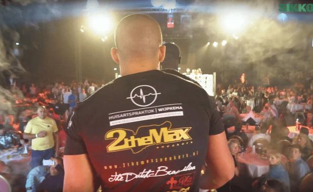 Reportage over PAULO BOER zijn laatste MMA gevecht Enfusion in Groningen