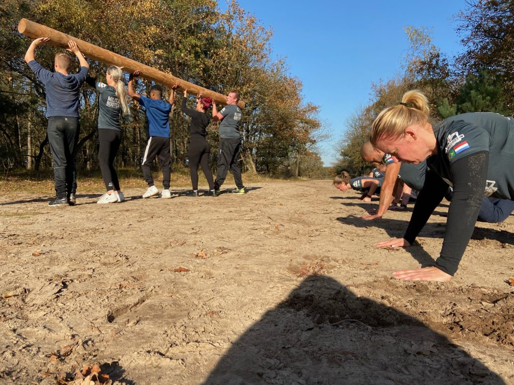 Militaire Bootcamp (Beginners)